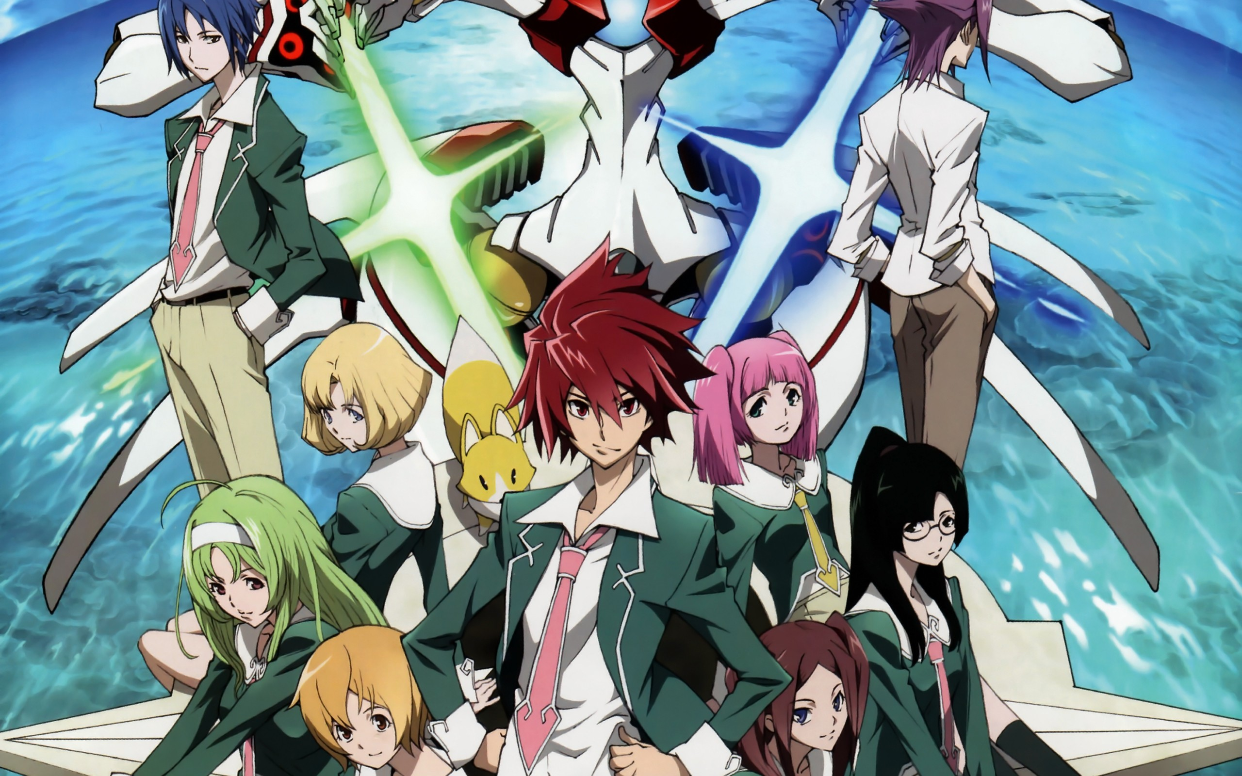 [JEU] Le nom de l'anime est... - Page 2 Star_driver