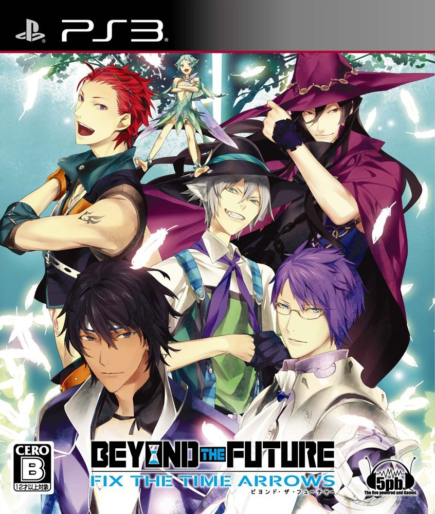 BEYOND THE FUTURE - FIX THE TIME ARROWS PS3