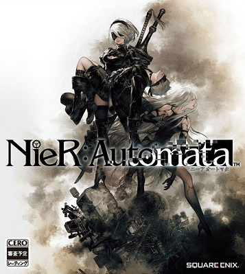 NieR Automata Cover art