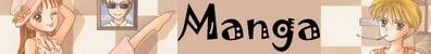 Bannière Manga