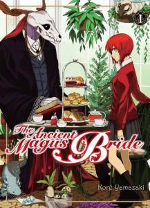 The Ancient Magus Bride T01 Komikku