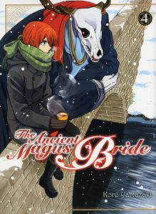 The Ancient Magus Bride T04 Komikku